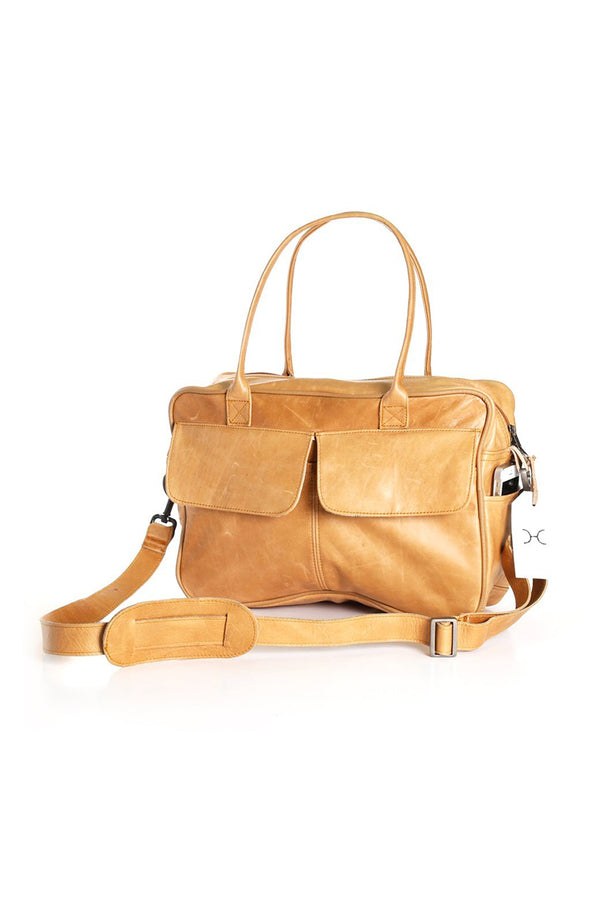 Thandana - Briefcase Leather