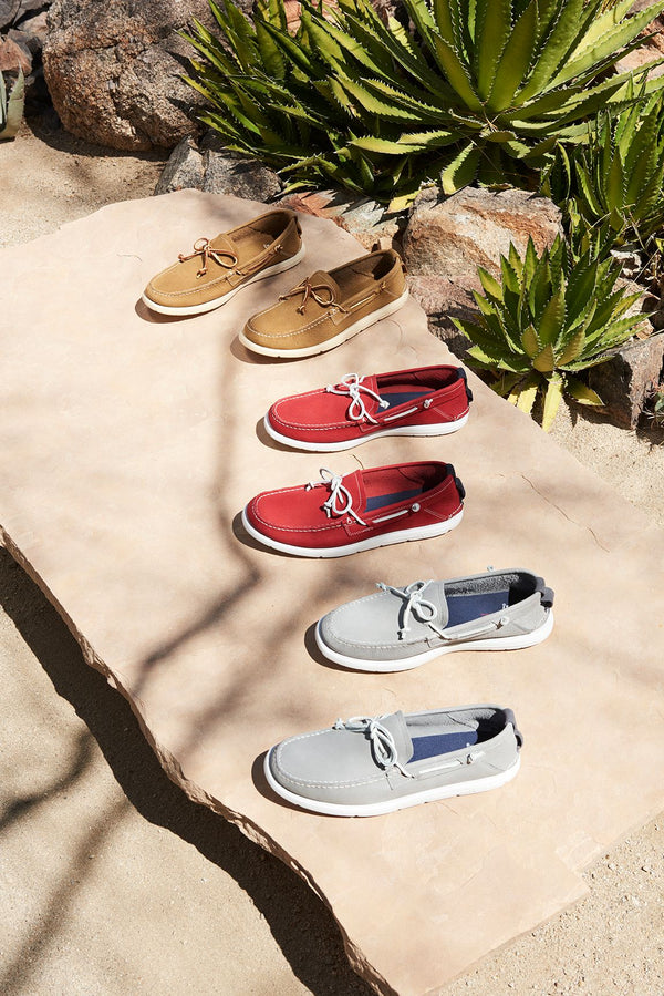 Mens Beach Moc Slip On