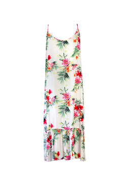 Summer Bloom Single Strap Dress