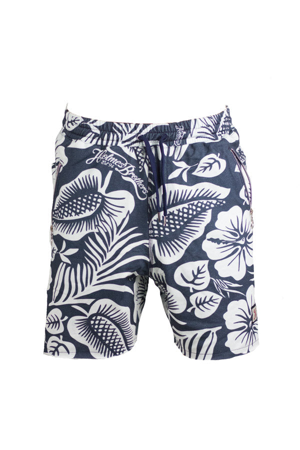 Holmes Brothers - Floral Trainer Shorts
