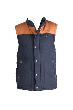 Mens Gilet With Soft Lining