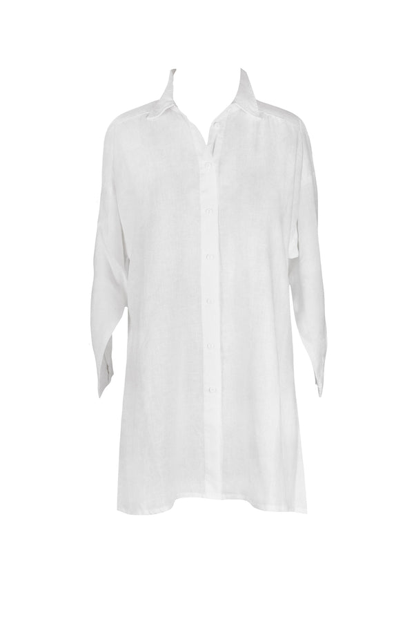 The Relaxed Linen Shirt
