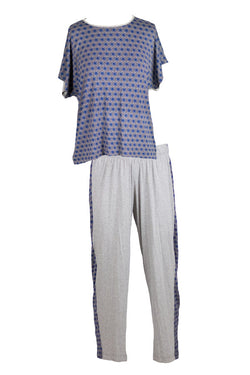 Full Cream - Soft & Comfy Shwe Shwe Blues PJ Set