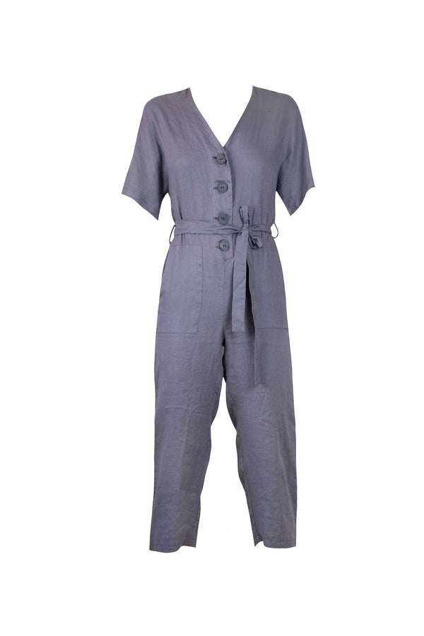 The Linen Jumpsuit