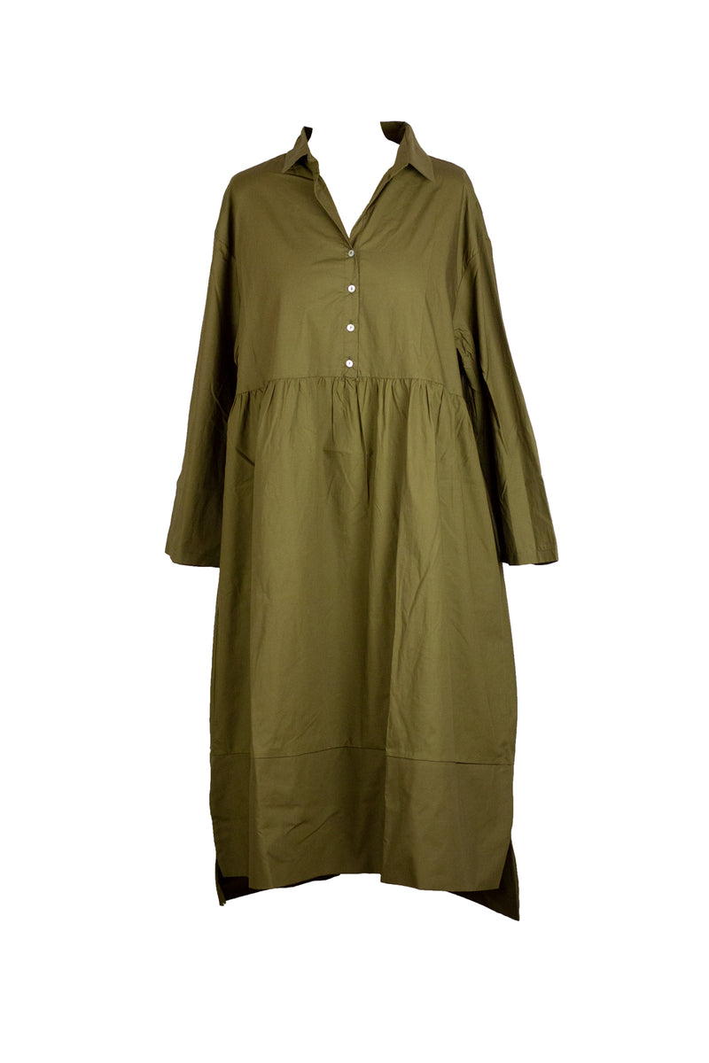 Texas Shirt Dress