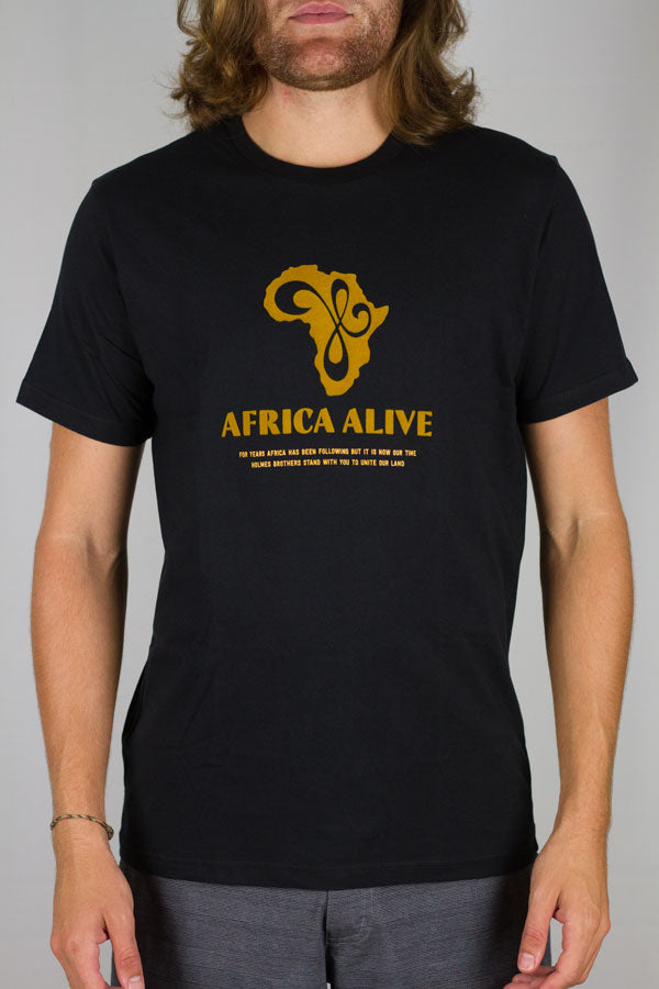 Holmes Brothers - Africa Alive Black