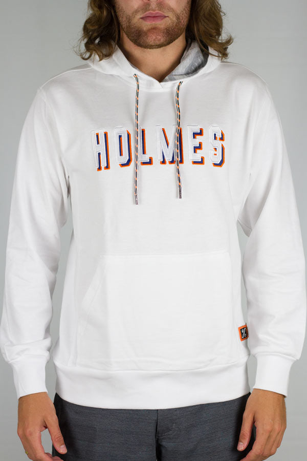 Holmes Brothers - Applique Hood White