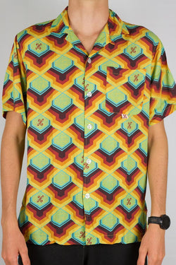 Holmes Brothers - Honeycomb Button Up