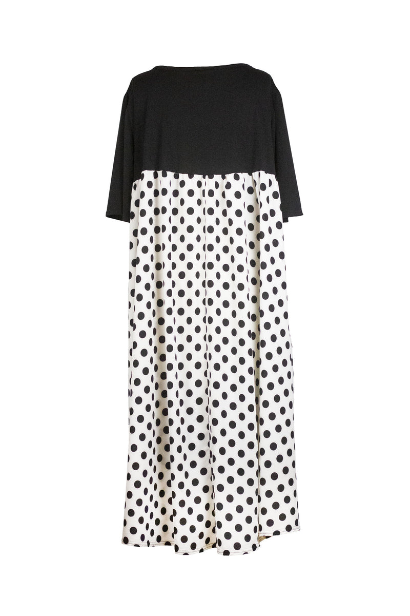 Miss Moneypenny - Polka Dot Wendy Dress