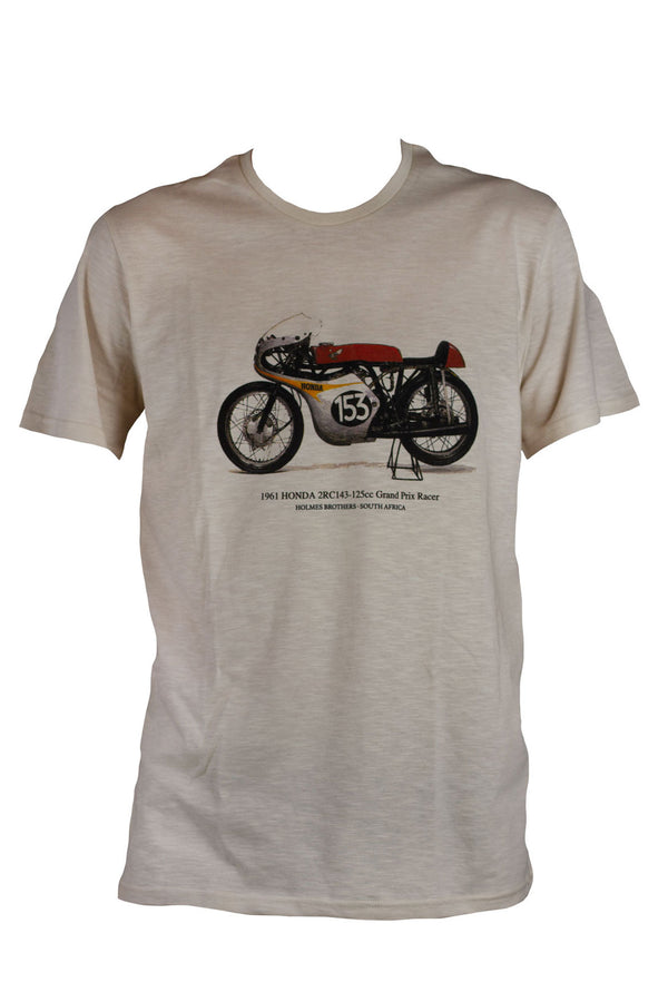 Dark Grey Grand Prix Tee