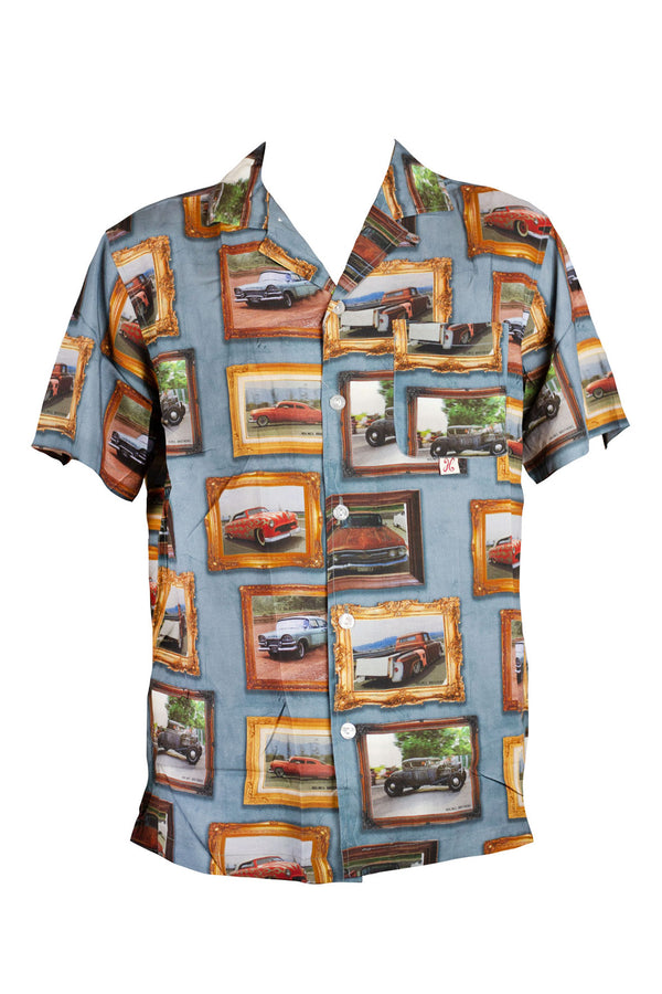 Hot Rod Hawaiin Shirt