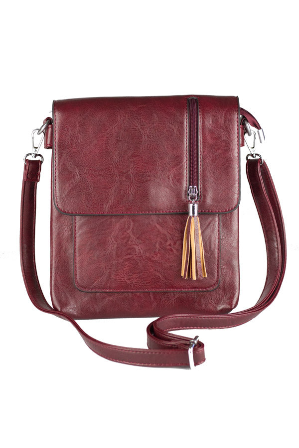Sotto - Tassel Messenger Bag