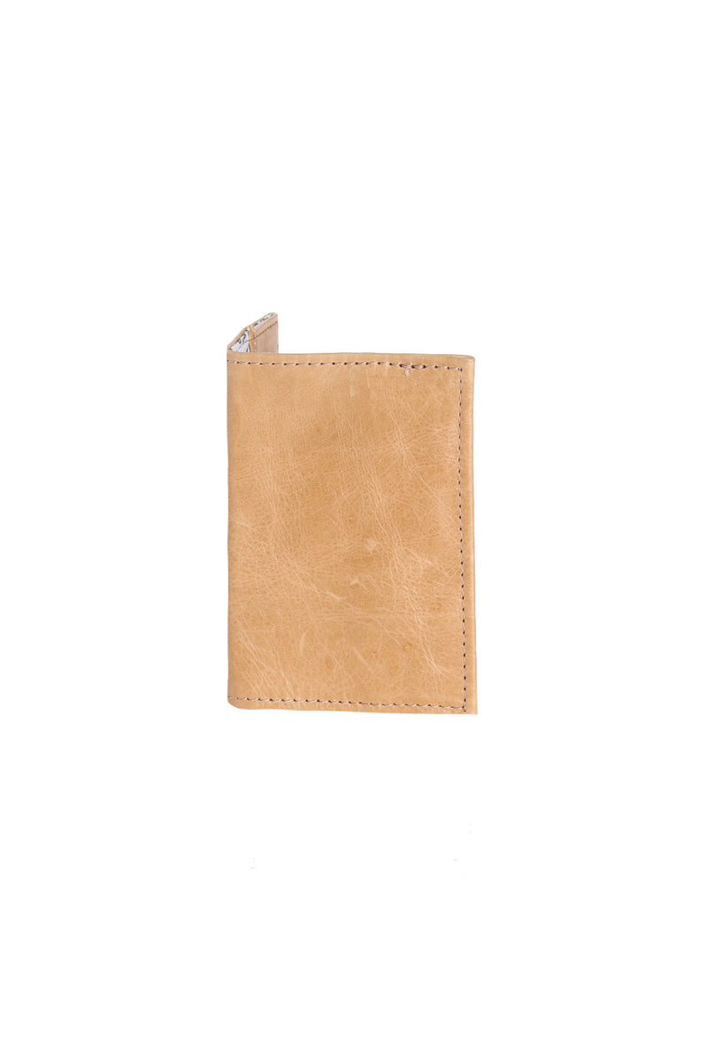 Thandana - Passport Holder Leather