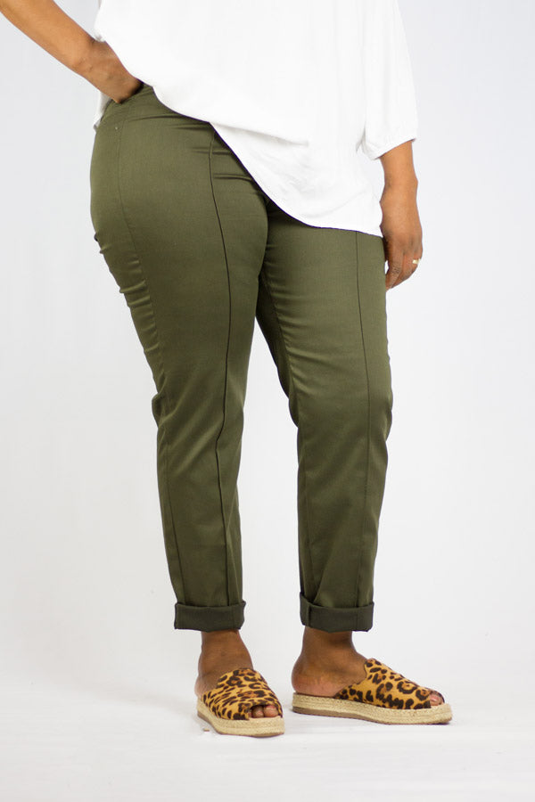 Barrington - Olive Chino
