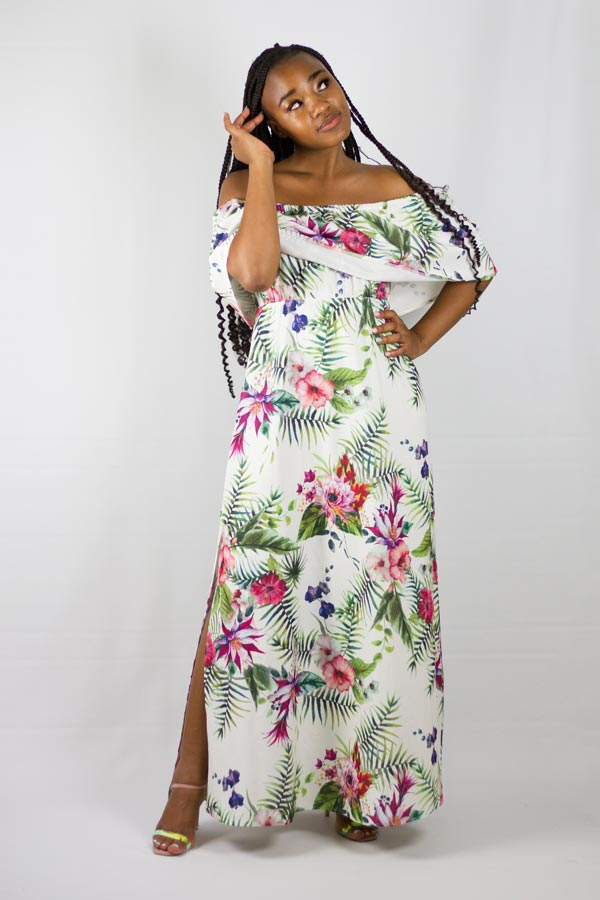 Gee Love It - Bardot Maxi