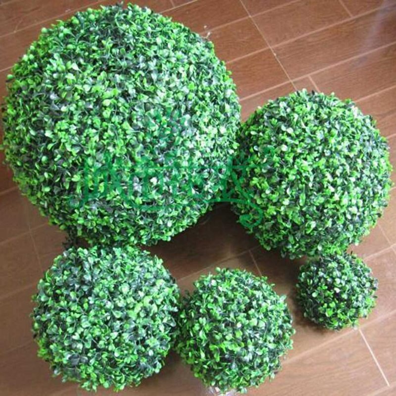 Artificial Plant Ball Topiary Tree