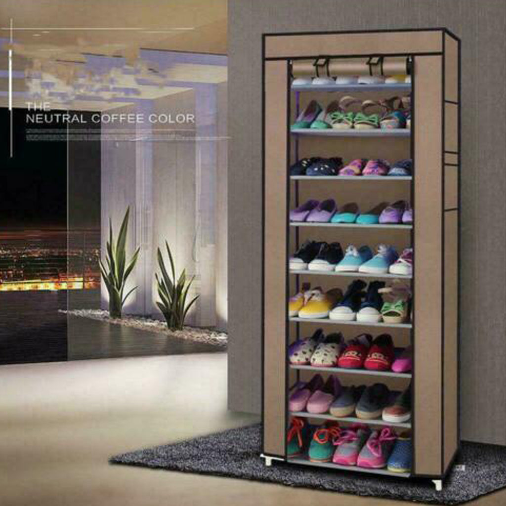 Shoe Rack Organizer For Wardrobe