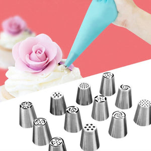 CUP CAKE DECORATING TOOLS