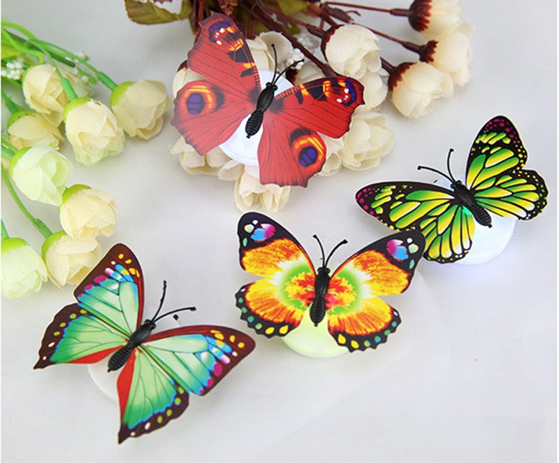 Era Butterfly LED Night Light (5Pcs)