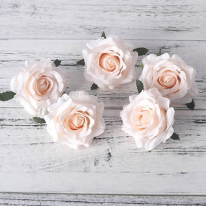 Era Faux Head Rose Flowers