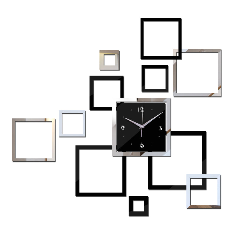 Era Modern Design DIY Living Room Wall-Clock