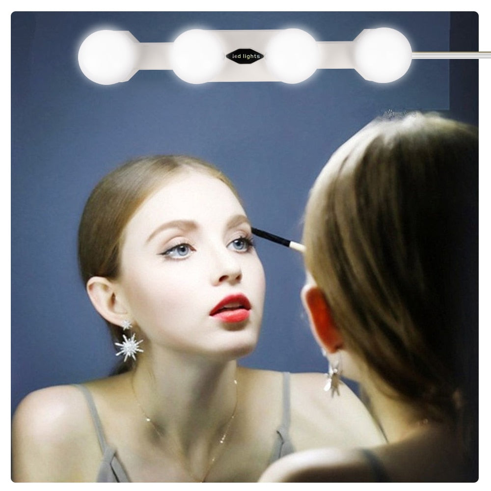 Era Makeup Vanity Cabinet Mirror Lights