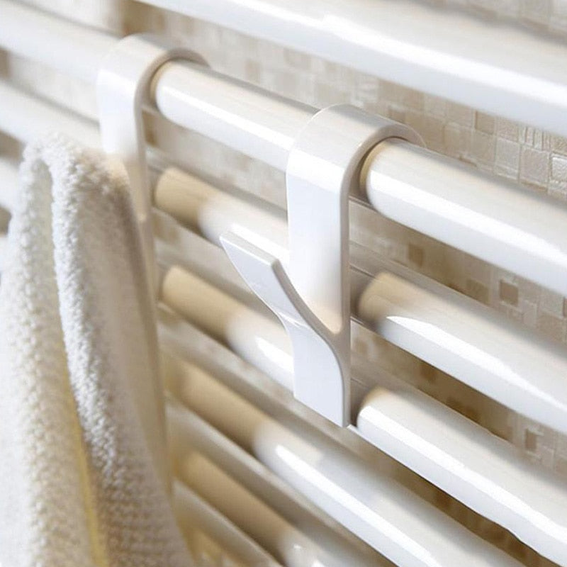 6PCS HANGER FOR HEATED TOWEL RADIATOR