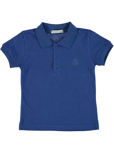 BOYS CLASSIC SHIRT_NAVY BLUE
