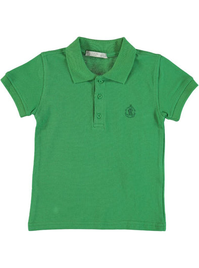 BOYS CLASSIC SHIRT_GREEN