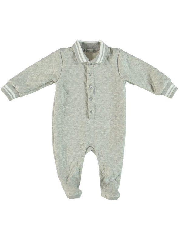 BOYS SWEATSUIT OVERALL