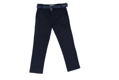 CHINO PANTS_NAVY BLUE