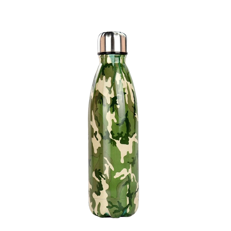 Bouteille inox militaire