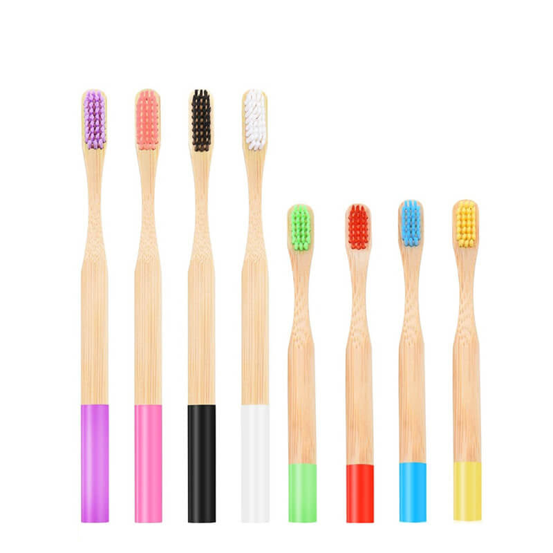 Brosse à dents bambou pack famille