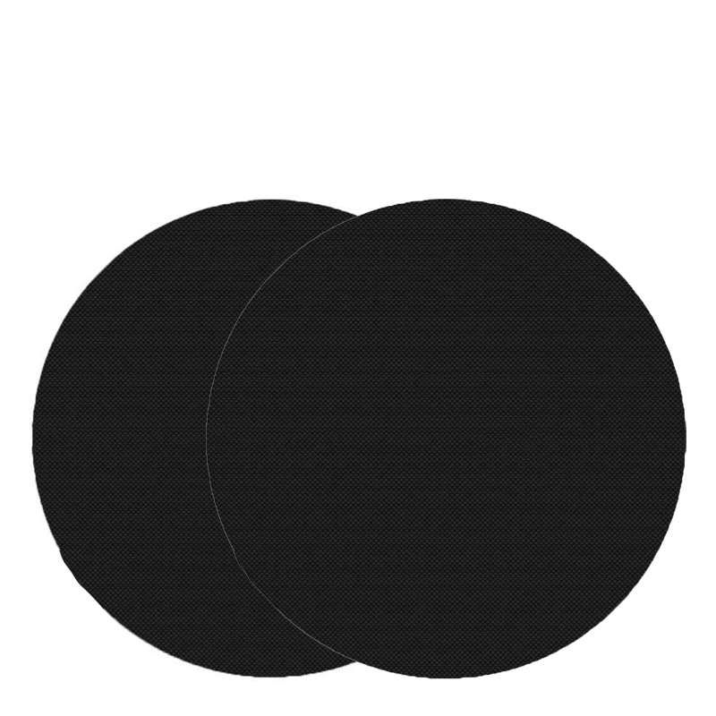 Tapis de cuisson barbecue rond