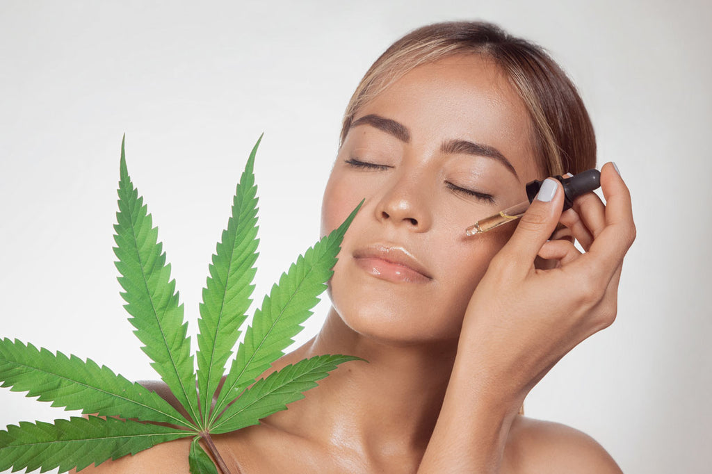 Primabee Premium CBD products for Hair, Skin and Nails