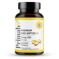 CBD OIL SOFTGELS 25 MG