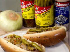 The Marconi Hot Dog