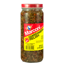 Hot Giardiniera Relish