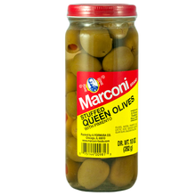 Pimiento Stuffed Queen Olives