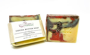 Cocoa Butter Soap- Twigs & Berries