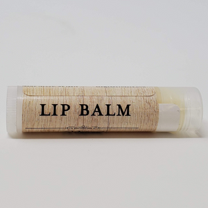 Natural Lip Balm - Unflavored