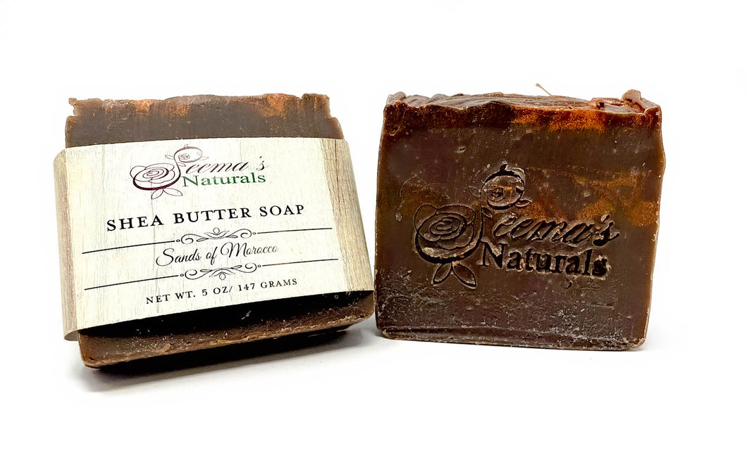 Shea Butter Soap - Sands of Morocco