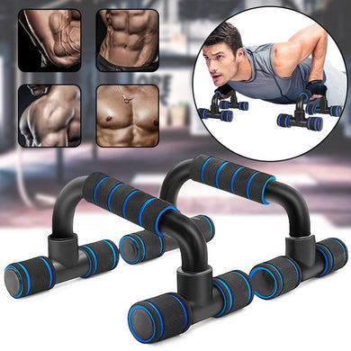 1 Pair Push Up High Quality Steel Push Ups Stand Home Fitness Equipment