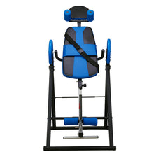 Load image into Gallery viewer, Heavy Duty Integrated Steel Frame Adjustable Foldable Ergonomic Inversion Table