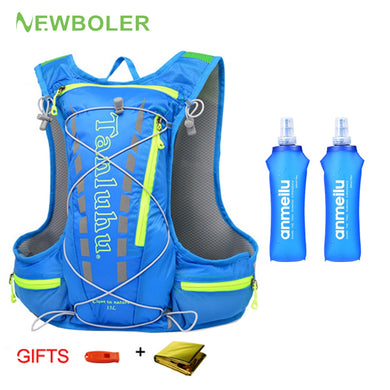 Lightweight Running Hydration Vest Backpack 15L