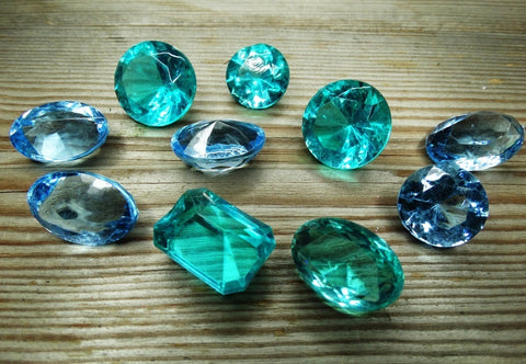 aquamarine gemstone for  PISCES