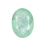 3.50 Ct Natural Green Emerald, Loose Emerald Stone, Unique Emerald, Faceted Emerald, May Birthstone, EN-655