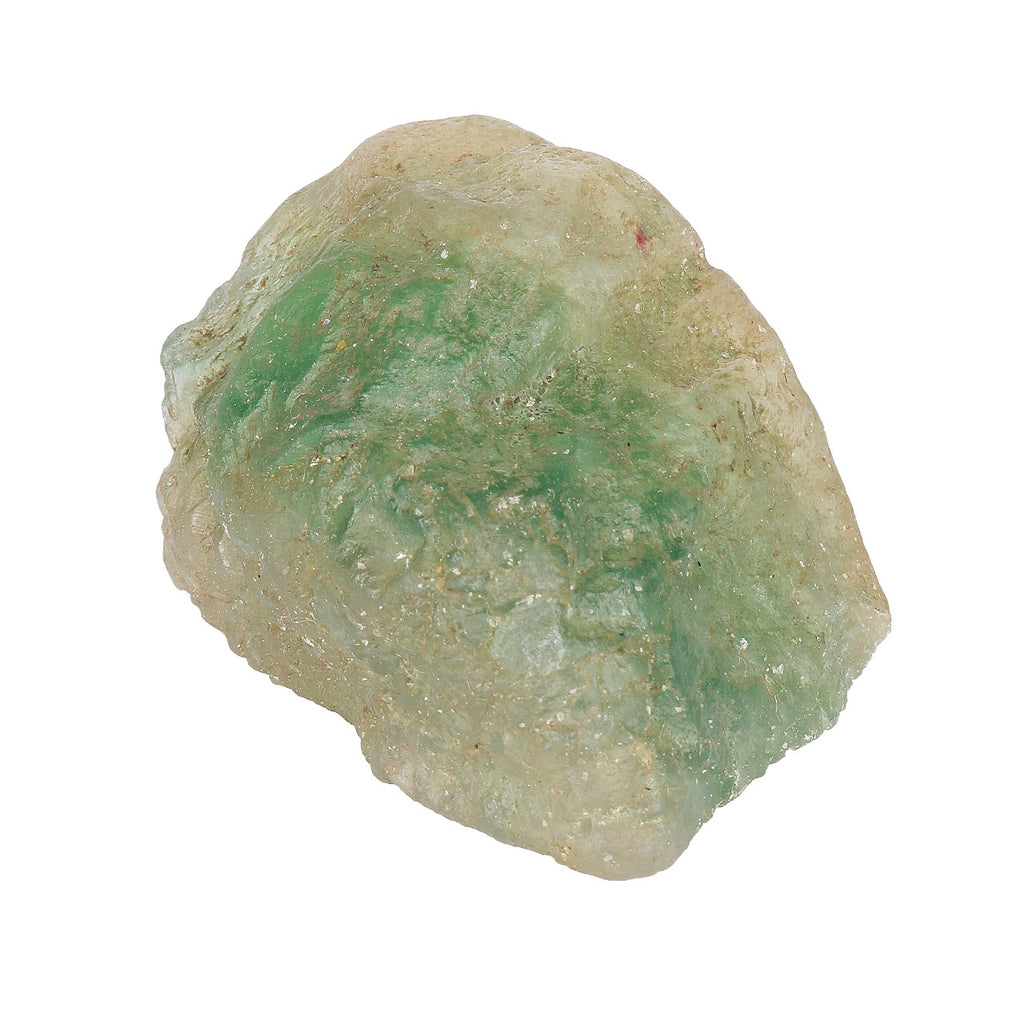 Top-Grade Green Fluorite 120.00 Ct Healing Crystal, Natural Fluorite Uncut Rough Loose Stone