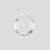 Oval Shape White Topaz from Brazil, White Topaz 10 to 25 Ct Loose Stone, November Birthstone for Pendant or Ring