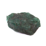 Protection Green Emerald Healing Crystal 45.50 Ct Natural Raw Emerald, Uncut Rough Gemstone